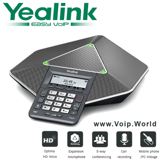 Yealink Conference Phone CP860